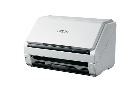 EPSON スキャナー DS-570W (シートフィード/A4両面/Wi-Fi対応)