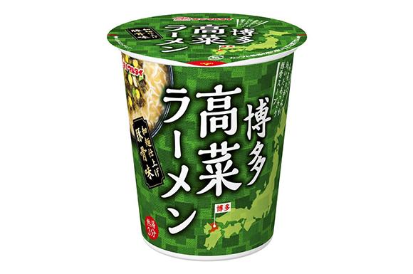 マルタイ 縦型高菜ラーメン 62g