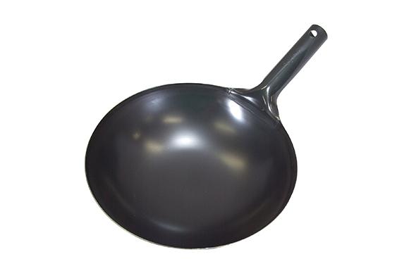 和平フレイズ 鉄製北京鍋 27cm 味道 AD-656