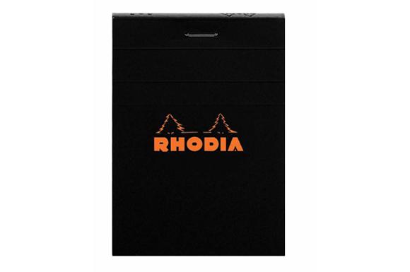 ロディア No.11 方眼罫 ブラック 3冊セット cf112009