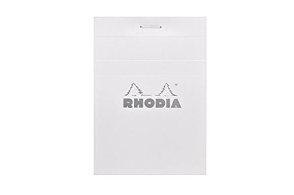 ロディア No.11 方眼罫 ホワイト 3冊セット cf11201