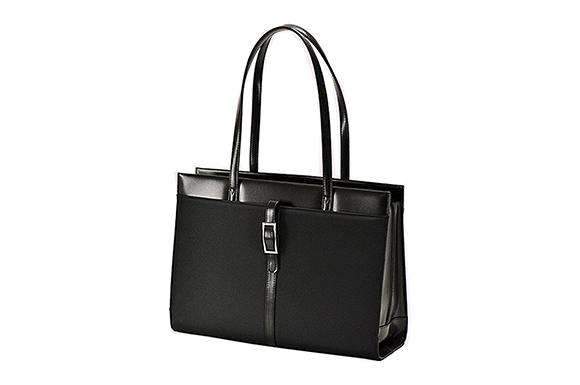 (ヴァレンチノ ヴィスカーニ) VALENTINO VISCANI 53412 ブラック A4ファイルサイズ対応 レディース リクルート ビジネスバッグ