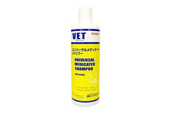 VET Solutions ユニバーサルメディケートシャンプー 犬用 473mL(動物用医薬部外品)