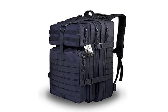 SEEKWAY 登山リュック 42L 大容量 180°大開口 バックパック 多機能バックパック アウトドア 登山用バッグ ハイキングバックパック 防水 旅行用 両肩かけ TB001