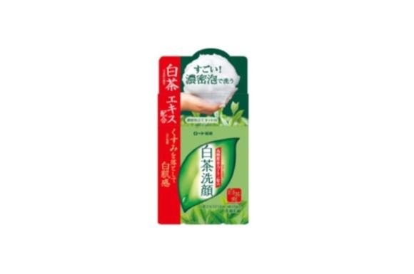 ロート 白茶爽 白茶洗顔石鹸 85g