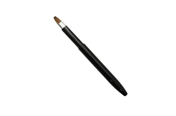 熊野筆 メイクブラシ KUシリーズ リップブラシ オート イタチ毛
