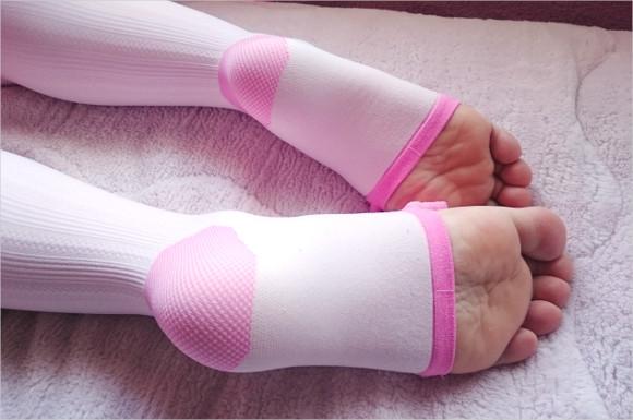 むくみ防止靴下おすすめ人気比較ランキング!着圧パワーで対策OK