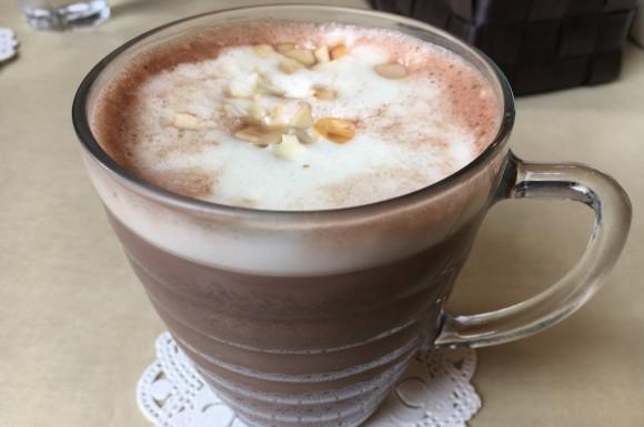 ホットチョコレート1