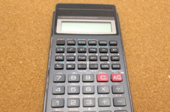 関数電卓のおすすめ比較ランキング!技術計算や学習に人気なのは?