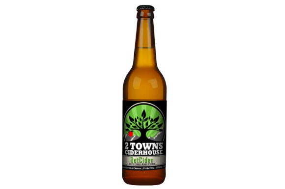 2 TOWNS アウトサイダー/OutCider 500ml