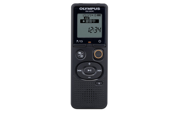 OLYMPUS ICレコーダー VoiceTrek VN-541PC