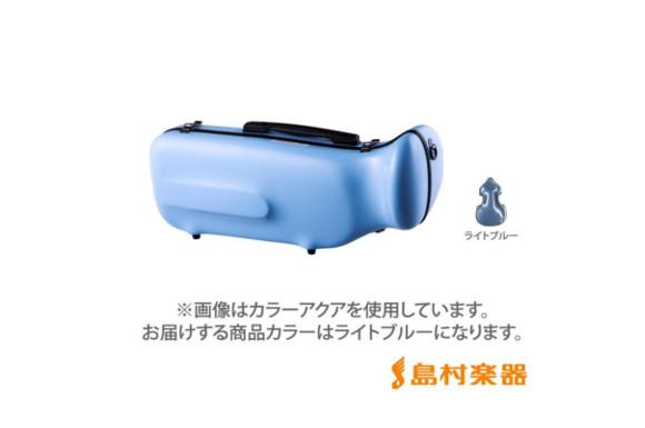 C.C.シャイニーケースII トランペット用ケース CC2-TP-LBL ライトブルー