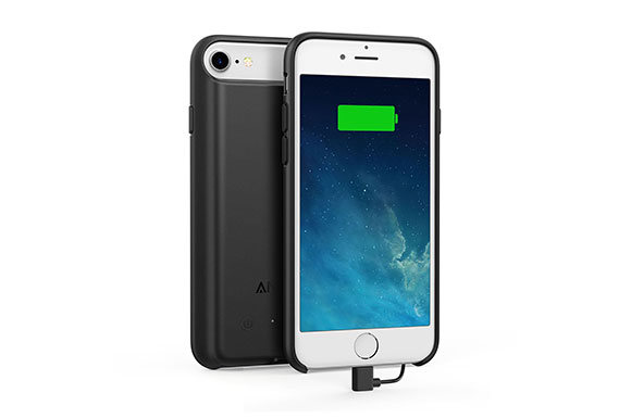 Anker PowerCore Case iPhone 7 / 8用 (2200mAh バッテリー内蔵ケース) 【Apple MFi 認証取得】