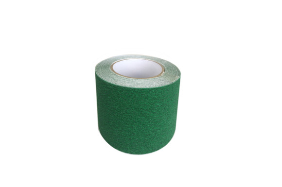 SGA-191 滑り止めテープ ロールタイプ 屋外・階段 100mm×10m (緑)