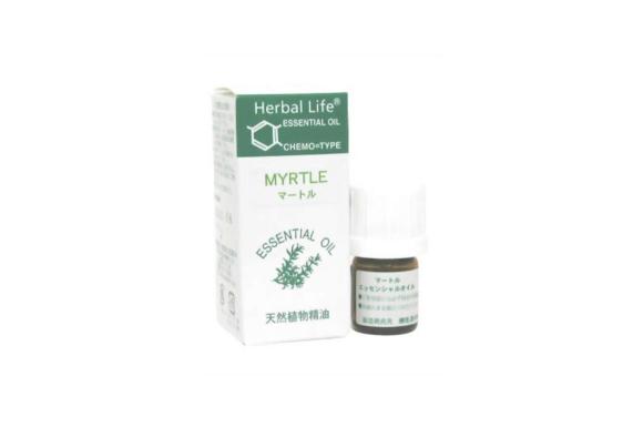 生活の木 Herbal Life マートル 3ml 癒し用品 アロマオイル・精油 樹木の精油・ウッディー系の香り [並行輸入品]