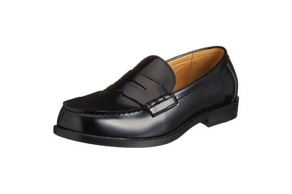 人気学生靴 抗菌&消臭&撥水仕様 メンズ ローファー
