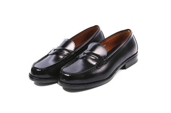 【Jo Marino】 高品質 人気 メンズ ローファー 学生靴 通勤 通学 撥水加工 軽量 防滑 防臭