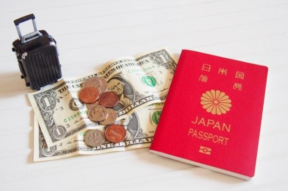 パスポート お金