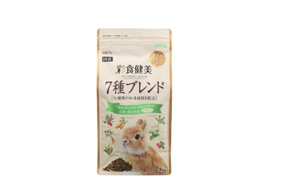 ジェックス 彩食健美 7種ブレンド 1kg