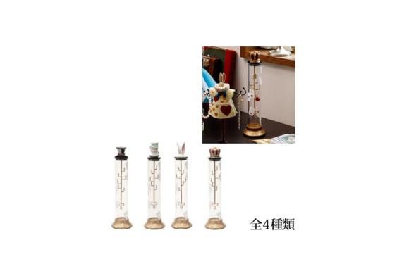 アクセサリースタンド ジュエリースタンド 指輪 リング 収納 ピアススタンド 不思議の国のアリス アクセサリーホルダー 全4種類(カップ)