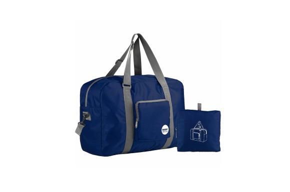 WandF 旅行超軽量バックフォールディングバッグ ポケッタブルボストンバッグ 折りたたみ トラベルバッグ ショルダーバッグ