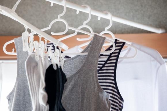 男性 洗濯物