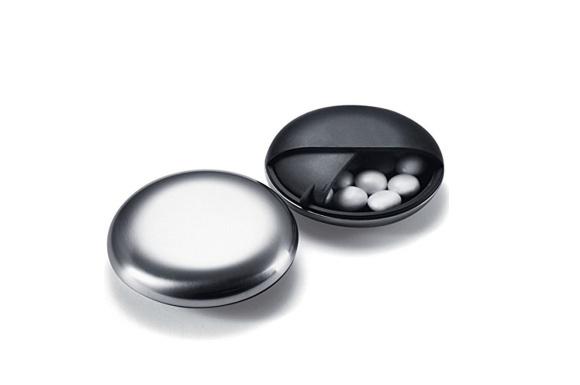 【Hikaru.G】ピルケース 薬ケース お薬ポーチ カプセル サプリ 収納 小物入れ 携帯型 コンパクト ステンレス製