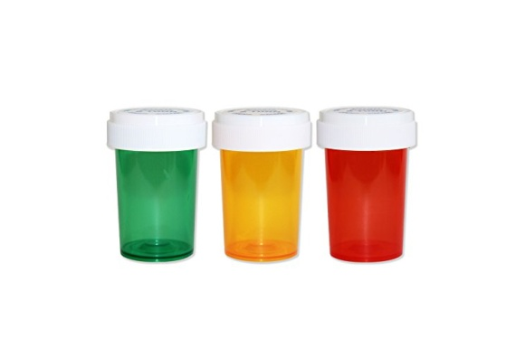 ピルケース - Medicine Pill CASE 【Medium】 3PACK (ASSORT)