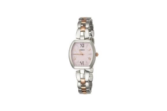 [ティセ]TISSE 腕時計 ソーラー電波修正 ハードレックス 日常生活用強化防水(10気圧) SWFH037 レディース