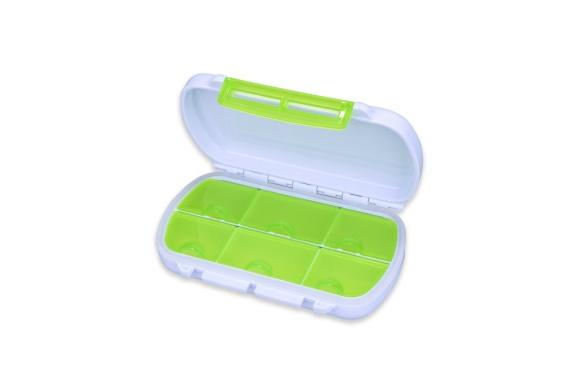 AIER ピルケース ドラッグ箱 DIY多用途収納用 キャンディ ゴムボックス 服薬管理 指輪 飾り物 小型収納ケース