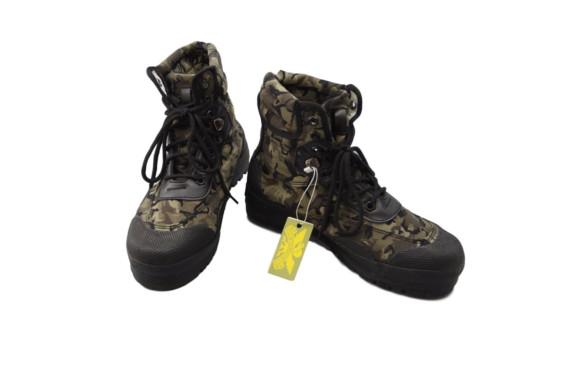 軽量 タクティカルブーツ 疲れにくい サバゲー ブーツ 装備 アウトドア 編み上げ シューズ ハーフ 靴 ACU 迷彩 27.0