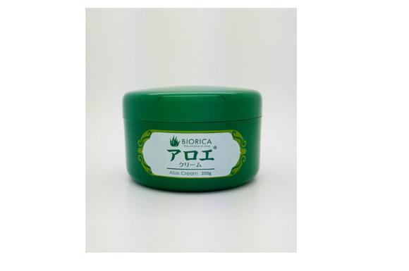 BIORICA(ビオリカ)アロエクリームスキンケア200g(保湿化粧水)ヒアルロン酸配合