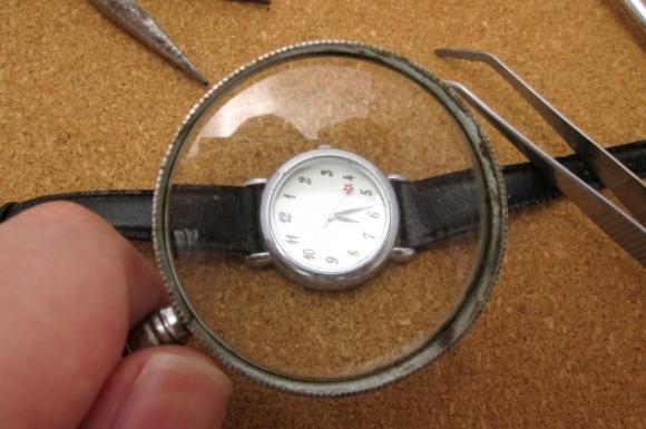 腕時計 メンテナンス