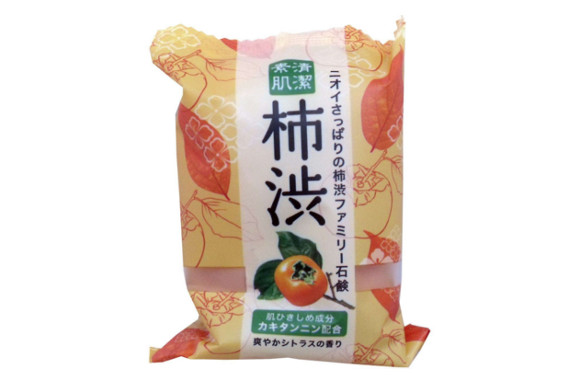 ペリカン石鹸 ファミリー柿渋石鹸(1個)