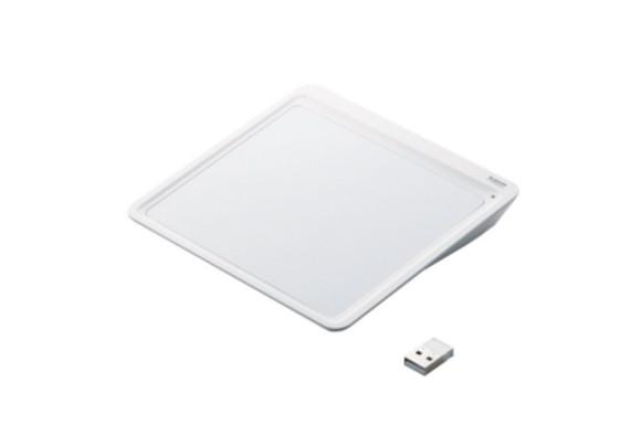 ELECOM タッチパッド ワイヤレス マルチジェスチャー Windows8対応 ホワイト M-TP01DSWH