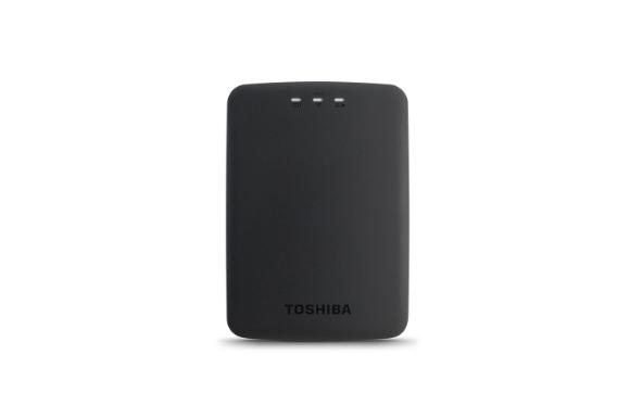 東芝 TOSHIBA キャンビオ AeroCast 1TB ネットワークストレージ wi-fi接続 ワイヤレス ポータブル Canvio HDTU110EKWC1