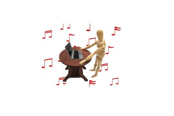 パソコン 音楽